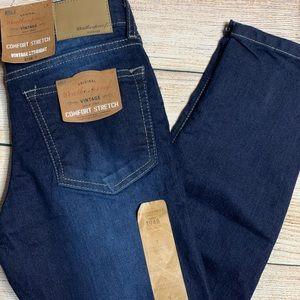 💸 NWT Weatherproof Vintage Straight Jeans Sz 7